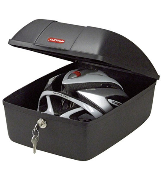 KLICK-FIX BIKE-BOX GTA, 12L, noir