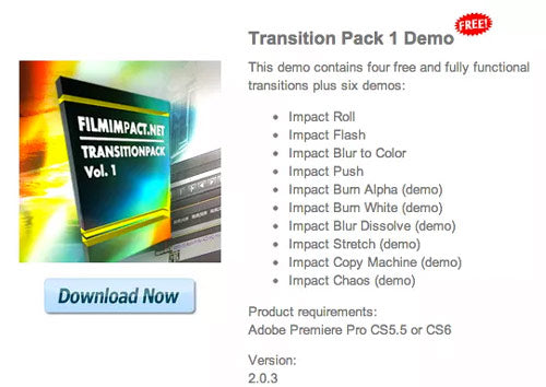LightLeakLove - 176 FREE Premiere Pro Effects & Plugins! The
