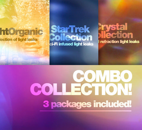 Combo Collection - save $11.98 instantly
