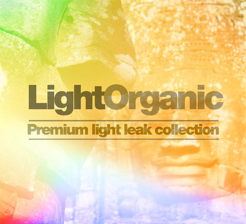LightOrganic - Premium light leak collection.