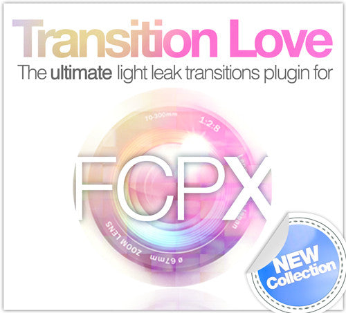 Transition Love - Exclusively for Final Cut Pro X