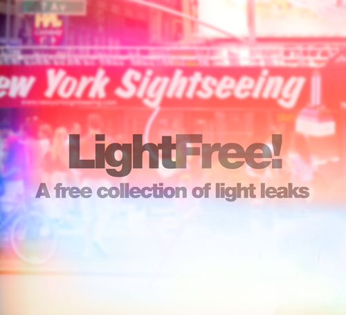 Free light leak download. Overlay and transitions collection.