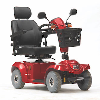 Scooter Explorer Maxi rougeDalayrac