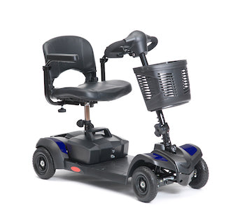 Scooter Explorer Mini bleuDalayrac