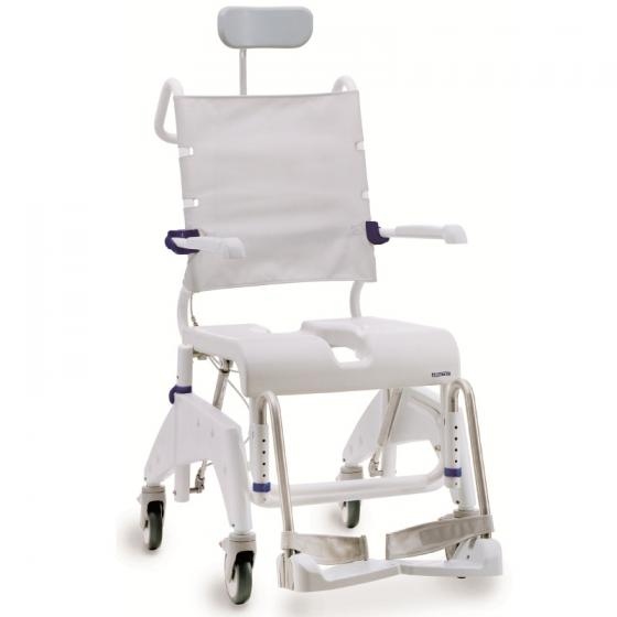 CHAISE DE DOUCHE A POUSSER OCEAN DUAL VIP ASSISE INCLINABLE PAR VERINSDalayrac