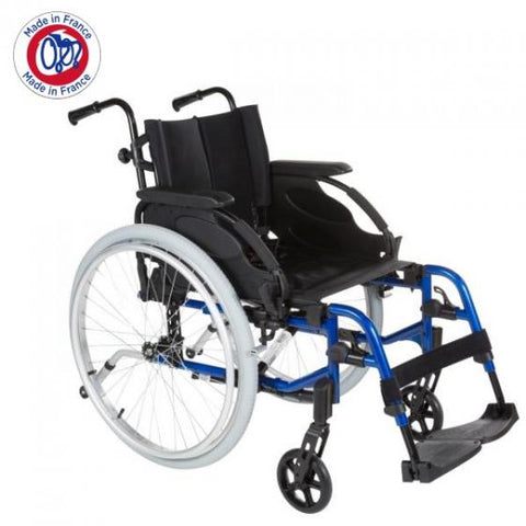 FAUTEUIL ROULANT HEMIPLEGIQUE ACTION3 DMCDalayrac