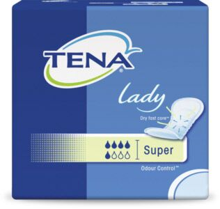 Couche adulte femme Tena lady superDalayrac