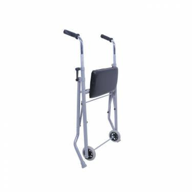 Rollator 2 roues avec siege - LondresDalayrac