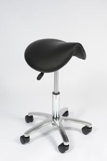 Tabouret PONY - assise selle de cheval anatomiqueDalayrac