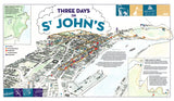 St. John's Newfoundland hiking and walking pubs and local Celtic music