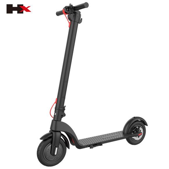 HX X7 10 Inch Wheel Foldable Electric Scooter