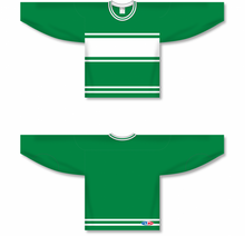 Load image into Gallery viewer, NEW TORONTO 3RD WHITE Sleeve Stripes Pro Blank Hockey Jerseys