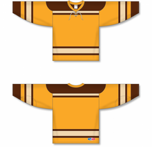 Load image into Gallery viewer, ANAHEIM EGGPLANT Pro Blank Hockey Jerseys