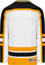 Load image into Gallery viewer, BOSTON BLACK Crossover V-neck Pro Blank Hockey Jerseys