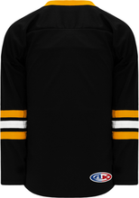 Load image into Gallery viewer, 2008 BOSTON 3RD BLACK Pro Blank Hockey Jerseys
