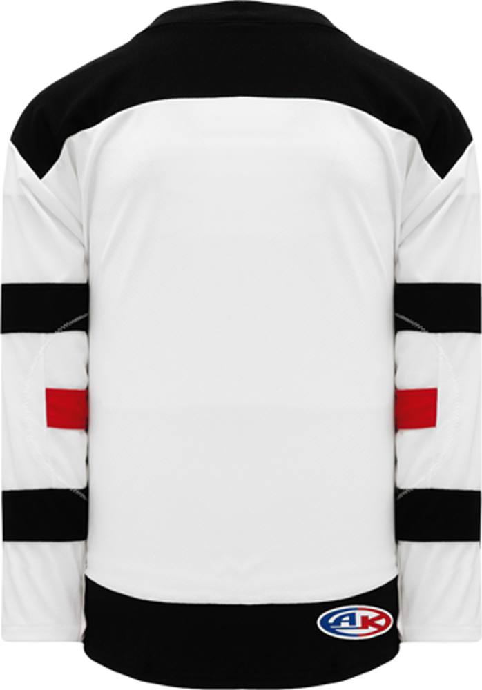 2016 CHICAGO STADIUM SERIES WHITE Blank Hockey Jerseys