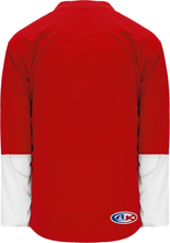 Load image into Gallery viewer, 2016 DETROIT STADIUE SERIES RED Pro Blank Hockey Jerseys