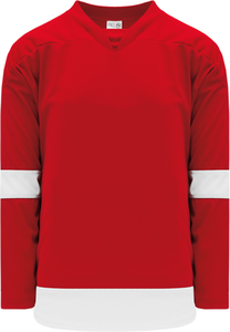2007 DETROIT RED Pro Blank Hockey Jerseys