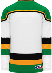 MIGHTY DUCKS KELLY V-neck Pro Blank Hockey Jerseys