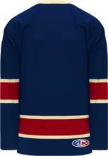Load image into Gallery viewer, NEW YORK RANGERS HERITAGE NAVY Pro Blank Hockey Jerseys