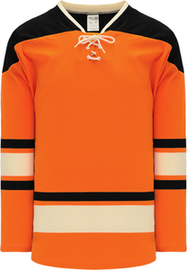 2012 PHILADELPHIA WINTER CLASSIC ORANGE Pro Blank Hockey Jerseys