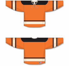 Load image into Gallery viewer, 2012 PHILADELPHIA WINTER CLASSIC ORANGE Pro Blank Hockey Jerseys