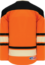 Load image into Gallery viewer, NEW PHILADELPHIA BURNT ORANGE Pro Blank Hockey Jerseys
