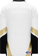 Load image into Gallery viewer, NEW PITTSBURGH 3RD WHITE Pro Blank Hockey Jerseys