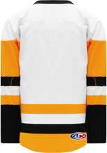 Load image into Gallery viewer, 2016 PITTSBURGH WHITE Pro Blank Hockey Jerseys