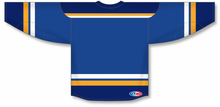 Load image into Gallery viewer, 2014 ST. LOUIS ROYAL Pro Blank Hockey Jerseys
