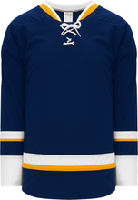 Load image into Gallery viewer, 2008 ST. LOUIS 3RD NAVY Pro Blank Hockey Jerseys