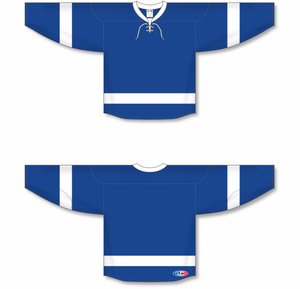 2011 TAMPA BAY ROYAL Pro Blank Hockey Jerseys