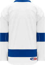 Load image into Gallery viewer, 2011 TAMPA BAY WHITE Blank Hockey Jerseys