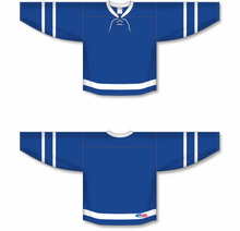 Load image into Gallery viewer, 2016 TORONTO ROYAL Royal, White Blank Hockey Jerseys