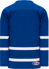 Load image into Gallery viewer, NEW TORONTO ROYAL Sleeve Stripes Pro Blank Hockey Jerseys