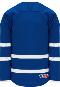 2011 TORONTO ROYAL Blank Hockey Jerseys