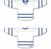 Load image into Gallery viewer, 2011 TORONTO WHITE Blank Hockey Jerseys