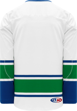 Load image into Gallery viewer, 2008 VANCOUVER WHITE Blank Hockey Jerseys