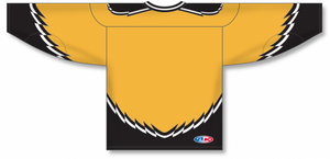 BOSTON 3RD GOLD Sublimated Jersey