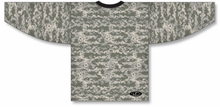 Load image into Gallery viewer, DIGITAL CAMOUFLAGE Sublimated Hockey Jersey