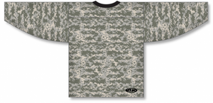 DIGITAL CAMOUFLAGE Sublimated Hockey Jersey