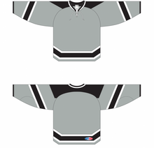 Load image into Gallery viewer, LA STADIUM SERIES GREY Pro Blank Hockey Jerseys