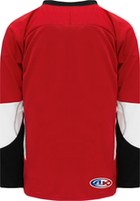 Load image into Gallery viewer, 2010 OTTAWA RED Gussets Pro Blank Hockey Jerseys
