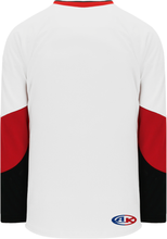 Load image into Gallery viewer, 2010 OTTAWA WHITE Gussets Pro Blank Hockey Jerseys
