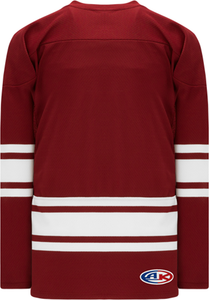 NEW PHOENIX AV RED Gussets Pro Blank Hockey Jerseys