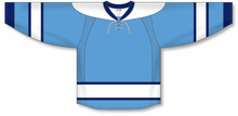 Load image into Gallery viewer, 2008 PITTSBURGH 3RD SKY BLUE Pro Blank Hockey Jerseys