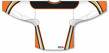 Load image into Gallery viewer, 2014 ANAHEIM WHITE Blank Hockey Jerseys