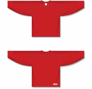 Practice Blank Hockey Jerseys H6000-005