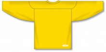 Load image into Gallery viewer, Maize Practice Blank Hockey Jerseys