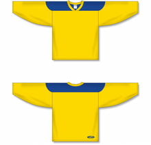Load image into Gallery viewer, Maize, Royal League Blank Hockey Jerseys